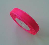 Лента органза 1,6 см розовый 50 ярд.