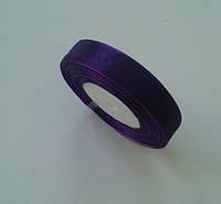 Лента органза 1,6 см фиолетовый 50 ярд.