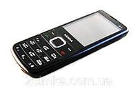 """Телефон Nokia 6700 (Q670) Черный - 2Sim  - 2.2"""" - металлический корпус"""