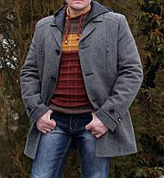"""Мужское пальто """" Чак айс """""""