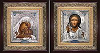 Венчальная пара икон Касперовская