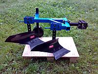 Плужок двухкорпусный к мотоблоку, фото 1