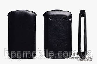 Чехол для Blackberry 9900 - ROCK Big City leather case