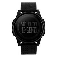 Мужские наручные часы SKMEI 1206 черные, фото 1