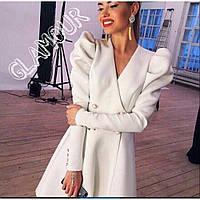 Пальто женское кашемировое красивое №514,верхняя одежда женская