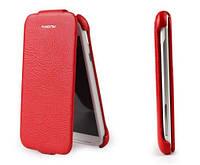 Чехол для HTC Sensation XL X315E G21 - Nuoku ROYAL luxury leather case