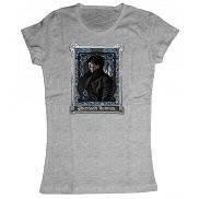 Женская футболка летняя с принтом Шерлок Холмс