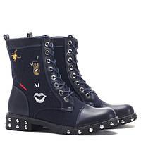Женские ботинки Boucher