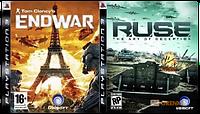 Сборник 2в1: R.U.S.E. + Tom Clancy's EndWar PS3 (607)