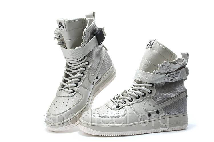 52064a33 Женские кроссовки Nike Special Field Air Force 1 White: продажа ...