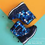 Размер 20-30 термо ботинки детские, термосапожки, обувь с мембраной, сноубутсы, дутики