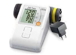 Автоматичний тонометр з адаптером Little Doctor LD3a