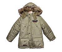 Курточки детские для мальчика на зиму Чемпион №2