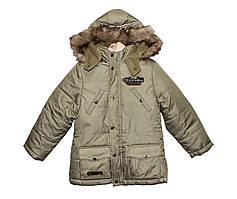 Куртки детские для мальчика на зиму Чемпион №2