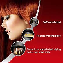 Утюжок выпрямитель для волос Rozia HR-702A , фото 2