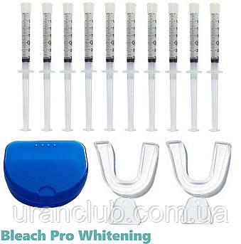 Гель для отбеливания зубов 22 % bleach pro шпр./3 мл.