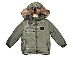 Куртки зимние для мальчика на зиму Марк