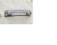 Бампер передний з/без п/т фар Ford Connect 2002-2006