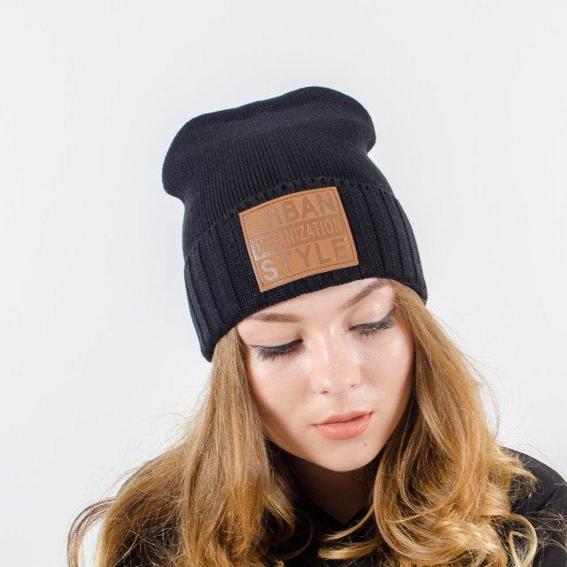 """Молодежная шапка """"Urban style"""""""