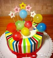 Воздушные шарики для тортов