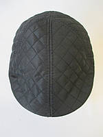 Стеганные кепки черного цвета., фото 1