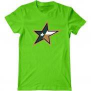 Мужская футболка модная с принтом Dallas stars