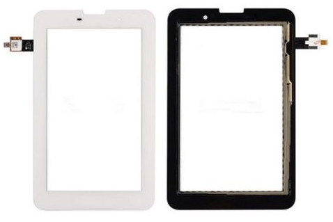 """Сенсор (тачскрін) для Lenovo A3000 IdeaTab 7.0""""/A5000 білий"""