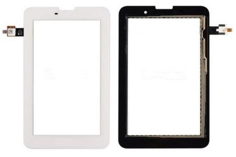 "Сенсор (тачскрин) для Lenovo A3000 IdeaTab 7.0""/A5000 белый Оригинал, фото 2"