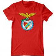 Мужская футболка модная с принтом FC Benfica