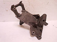 Кронштейн крепления генератора с роликом натяжителя на Сенс с гидроусилителем руля (Гусак)