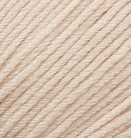 Турецкая пряжа Alize Merino Royal шерсть 100% слоновая кость №67