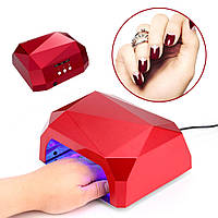 ГИБРИДНАЯ CCFL+LED ЛАМПА 36W QUICK CCFL LED NAIL LAMP