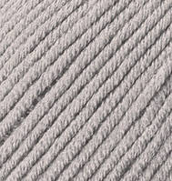 Турецкая пряжа Alize Merino Royal шерсть 100% светло-серый №362