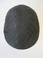 Утепленные стеганные кепки для мужчин, фото 1