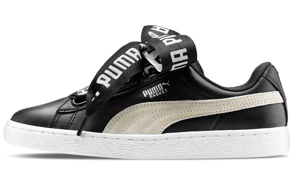 Женские кроссовки Puma Rihanna Basket Heart Black 40 - Brand House в Киеве aa7458a6714c2
