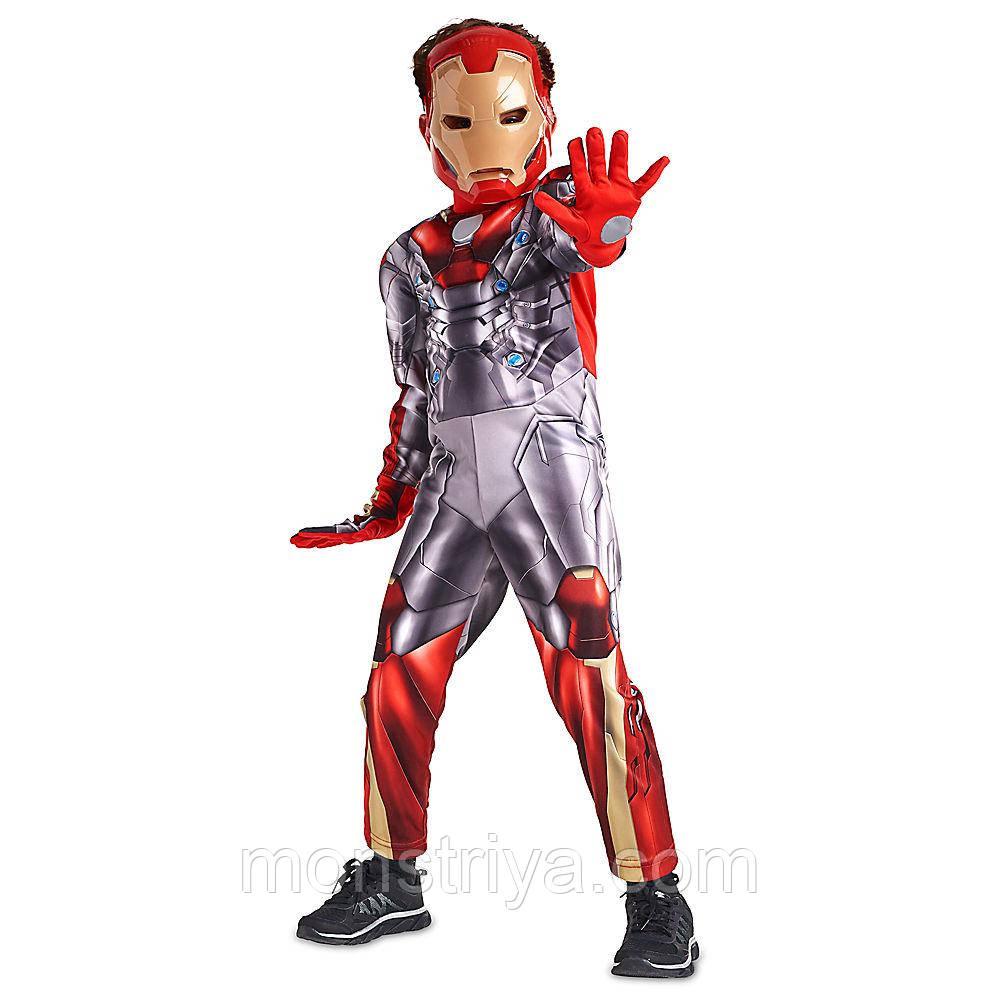 Карнавальный костюм Железный человек Iron Man, DISNEY Новинка 2017