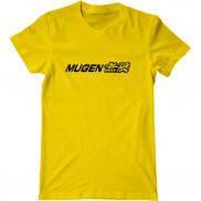 Мужская футболка летняя с принтом Mugen