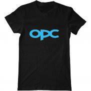 Мужская футболка летняя с принтом Opc