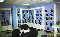 Оборудование для магазинов обуви