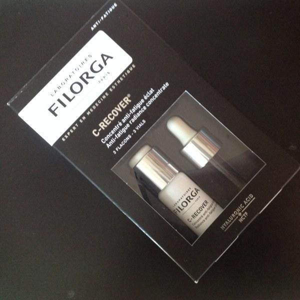 Витаминный курс для сияния кожи Filorga C-Recover