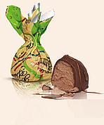 Конфеты Вафельная фантазия кремовая с добавлением вафельной крошки (фабрика Альпи)