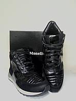 Новинка! Спортивные демисизонные ботинки  Fabio Monelli.