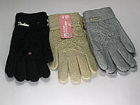 Детские вязанные перчатки. Ассорти