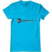 Мужская футболка с принтом Warface Logo 2