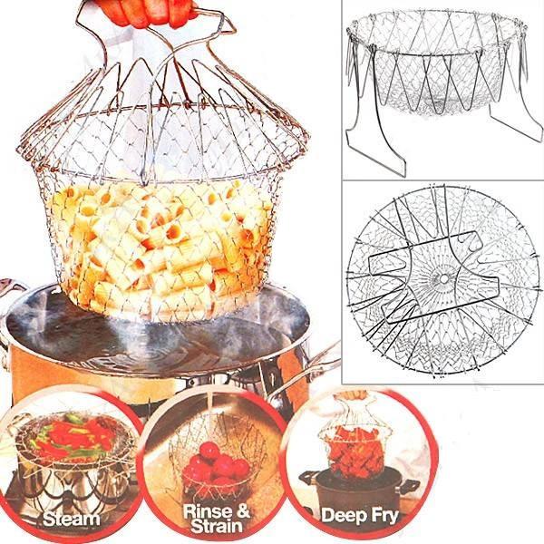 Складная решетка Cook Basket Кук Баскет