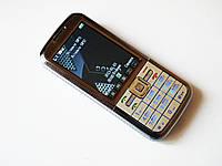 """Телефон DONOD D906 - 2 sim  - сенсор 2.4"""" - TV - FM - Bt - Cam- металлический корпус"""