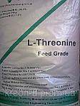 Лимитирующие аминокислоты для животных и птиц - Треонин