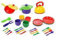 Игровой набор столовой посуды Юника  (33)