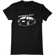 Мужская футболка с принтом Hatchback Mafia