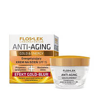 Energizing Day Cream SPF15 Дневной крем для лица SPF15 Энергия золота 50 мл код 3909007
